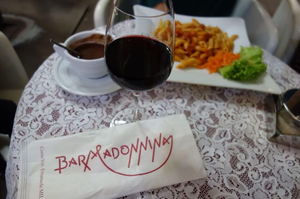 Good wines good pasta yelp for Bar madonnina milano