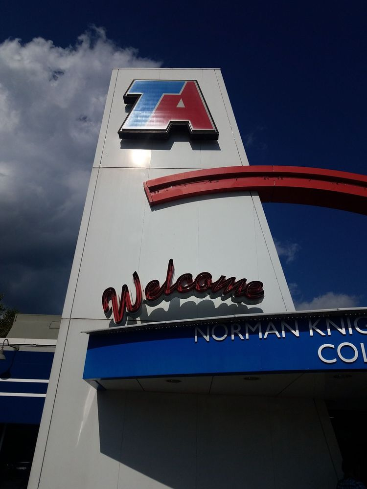 Travel Centers of America: 2 Simpson Rd, Columbia, NJ