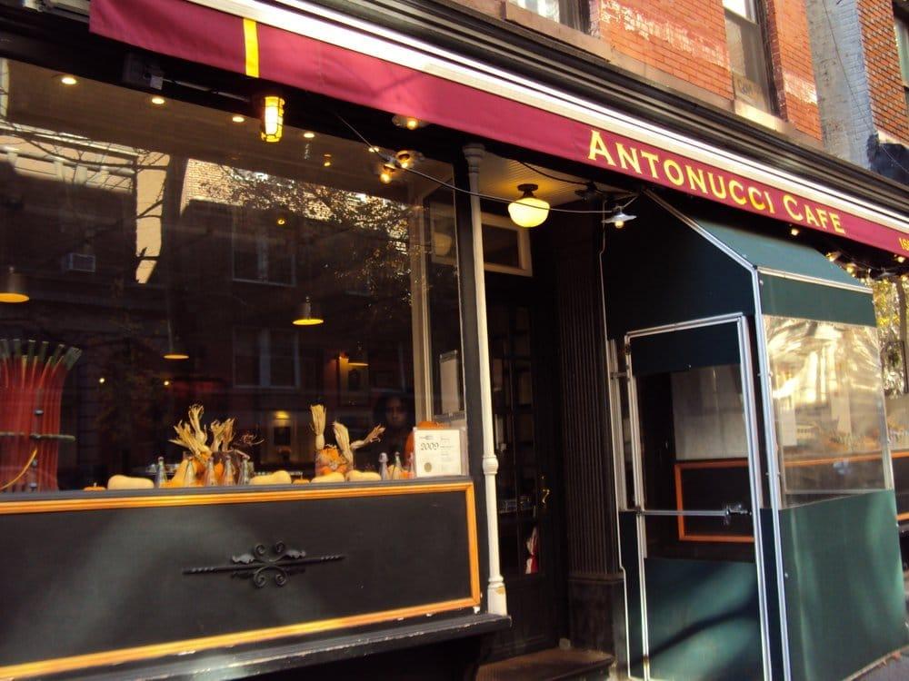 Antonucci Cafe Yelp