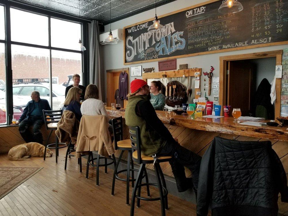Stumptown Ales: 390 William Ave, Davis, WV