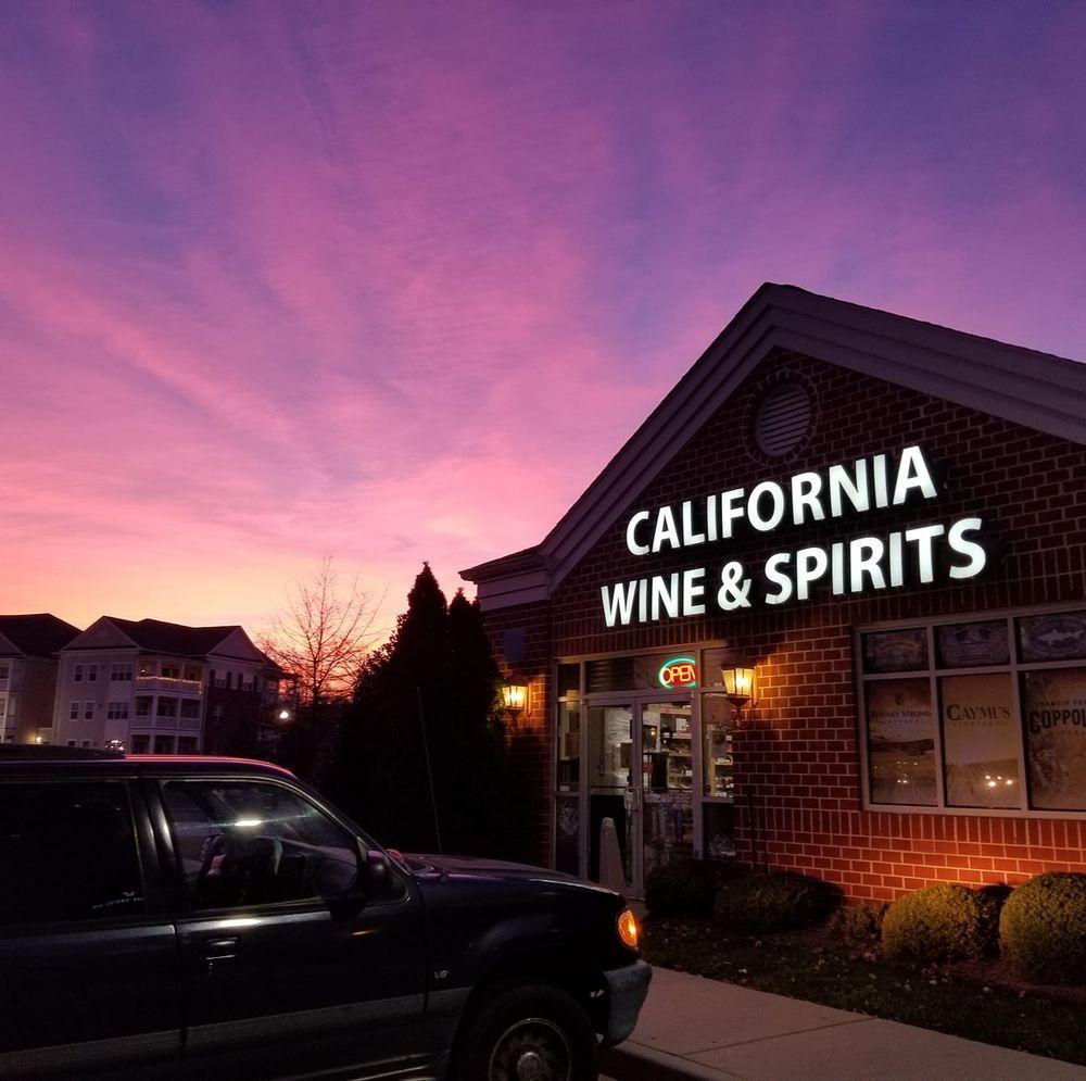 California Wine & Spirits: 23123 Camden Way, California, MD