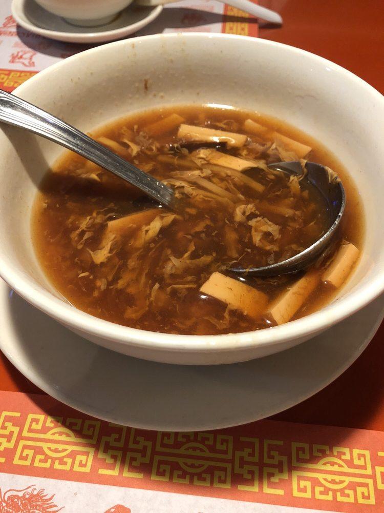 First Szechuan Wok