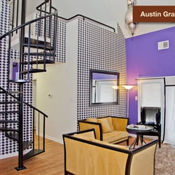 Grand austin hotel holiday rentals 301 e 4th st for W living room austin