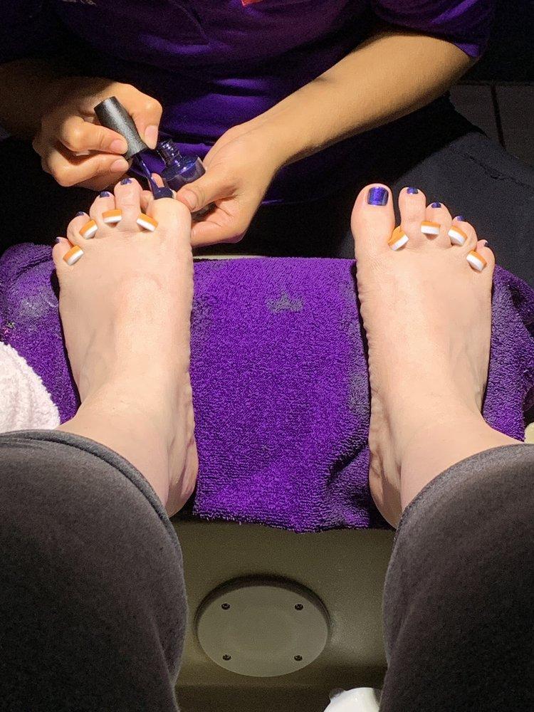 Utopia Nails & Spa: 6320 Greenbay Rd, Kenosha, ...