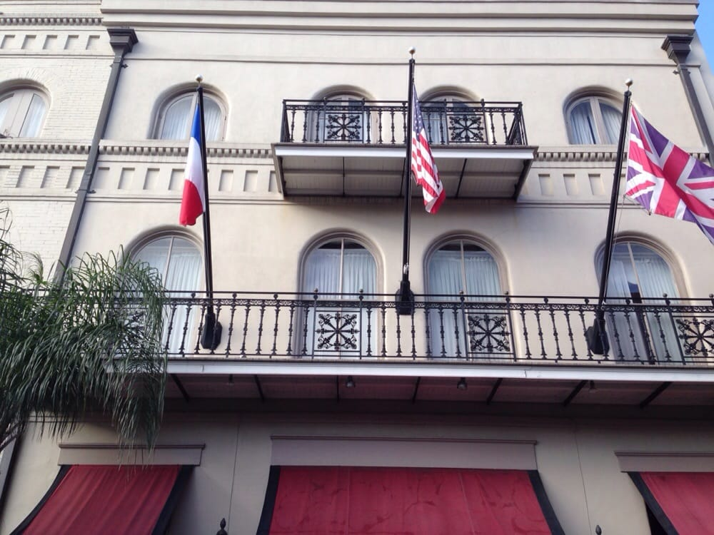 What Restaurants Are Near Prince Conti In New Orleans Fl