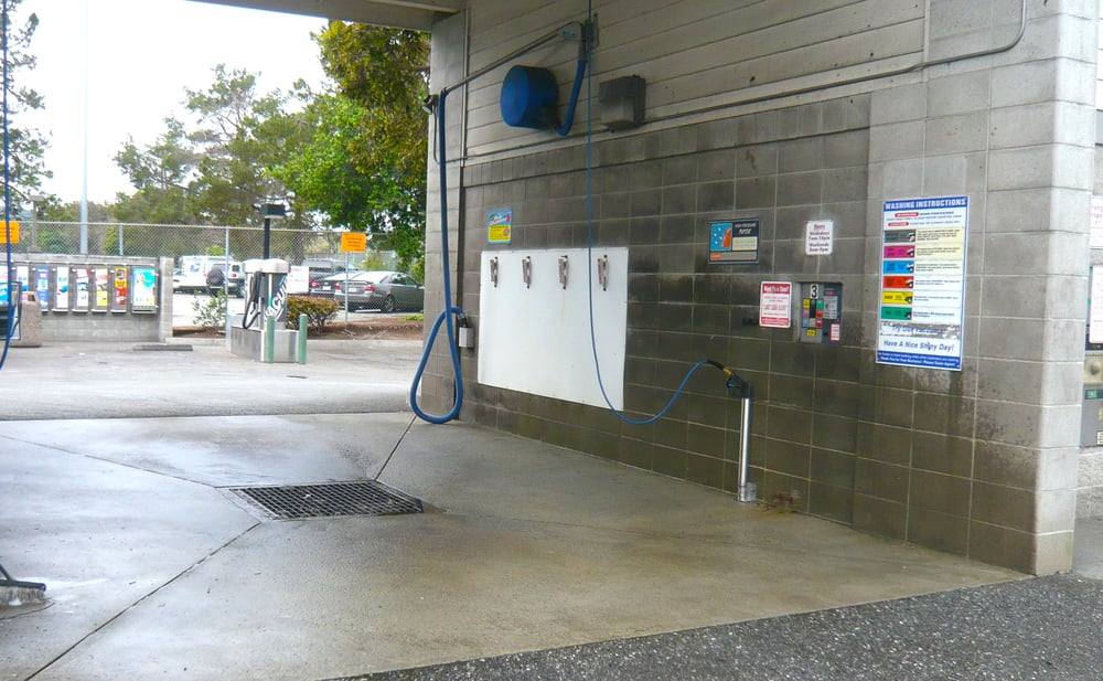 Coin Operated Car Wash Near My Location