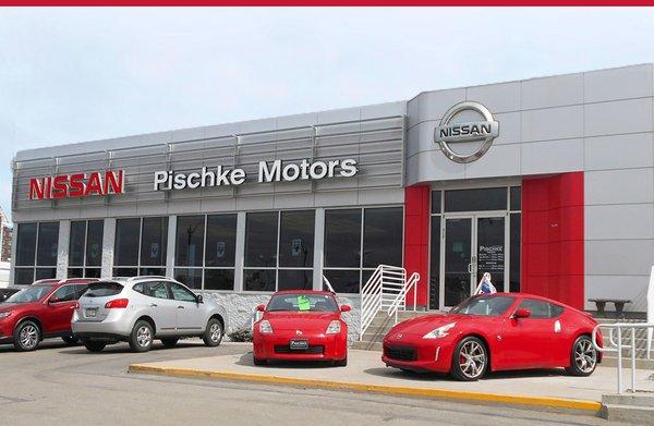 pischke motors nissan indhent et tilbud bilforhandlere