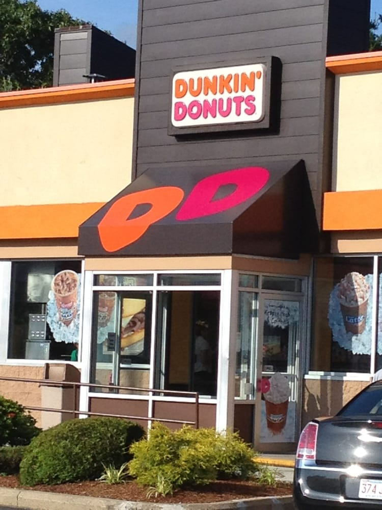 Dunkin Donuts Donuts Westwood Ma Reviews Photos
