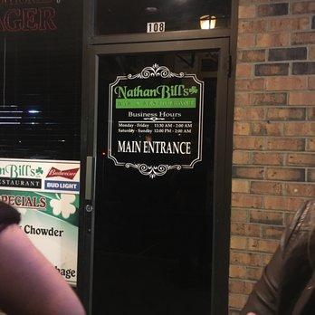 Nathan Bill S Bar Restaurant Springfield Ma