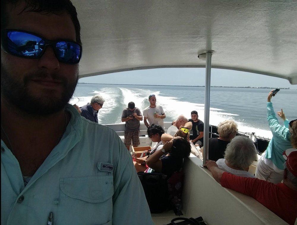 Island Girl Charters: 13921 Waterfront Dr, Bokeelia, FL