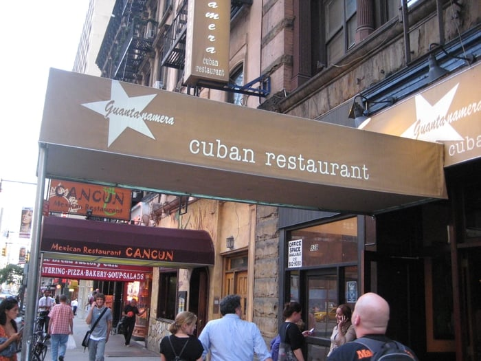 Azucar CLOSED 17 Reviews Cuban 939 8th Ave Midtown West New York N