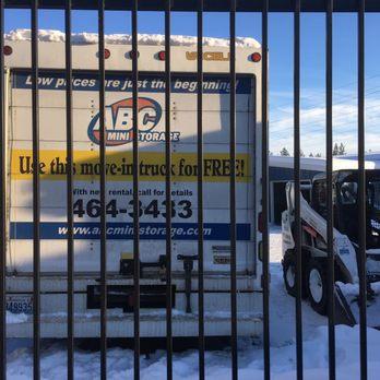 Great Photo Of ABC Mini Storage   Spokane, WA, United States. Has A Move