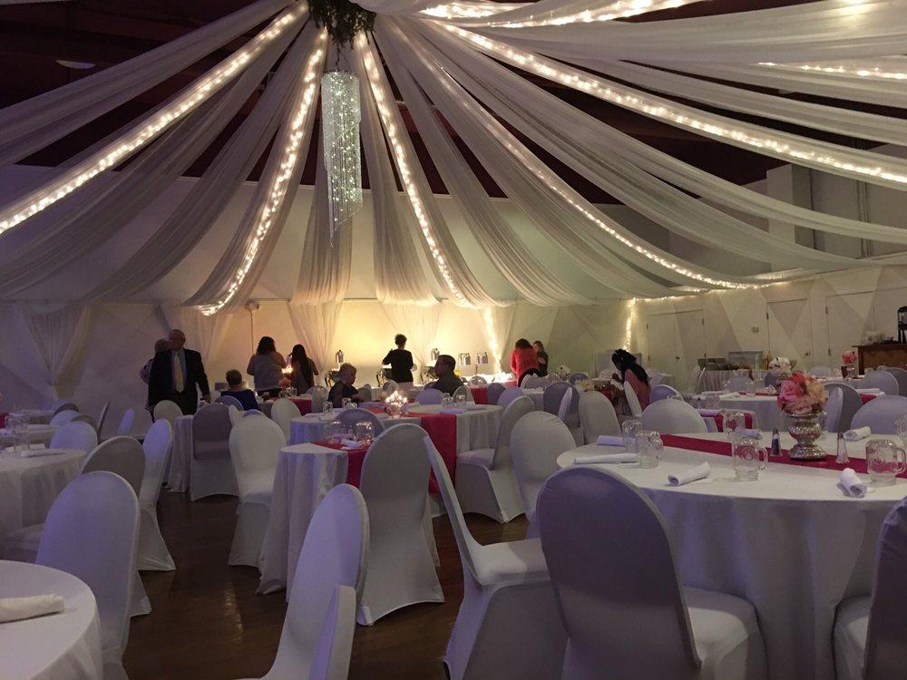 Inside Of The Buffetfancy Wedding Reception Room Yelp