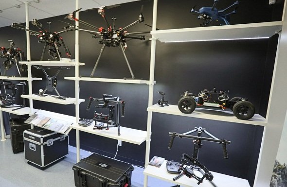 drone r'bird dms180 avis