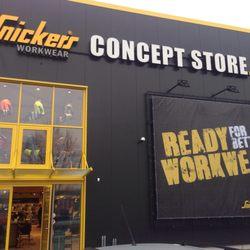 Snickers Workwear Concept Store - 19 Fotos - Uniformen ...
