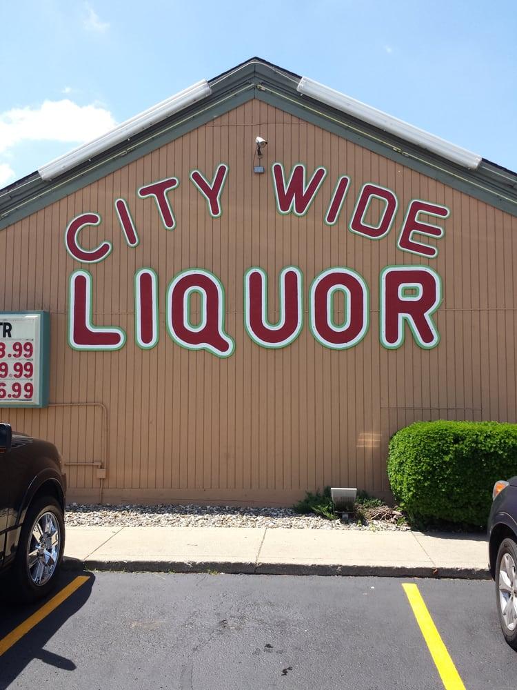 City-Wide Liquors: 3825 N Grape Rd, Mishawaka, IN