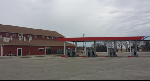 Holstein Travel Center: 2010 Indorf Ave, Holstein, IA
