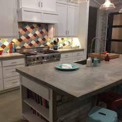 The Concrete Countertop   18 Photos   Countertop ...