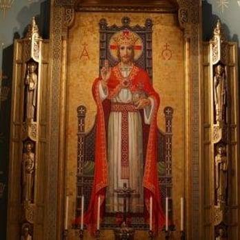 Christ the King Catholic Church - Churches - 8017 Preston ...