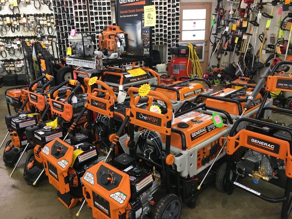 Specialized Saw & Mower: 3954 W Main St, Salem, VA