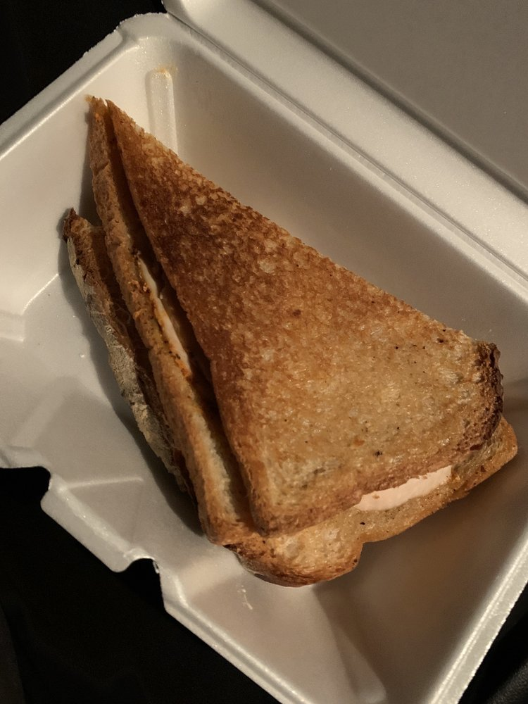 Food from Melt Factory Grilled Cheese