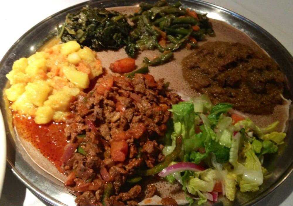 Addis Restaurant Richmond Va Menu