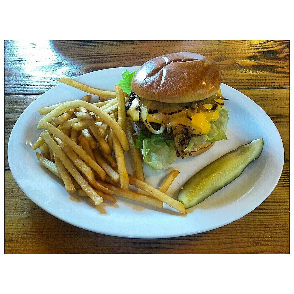 The Lumber Mill Bar and Grill: 25985 State Hwy 243, Idyllwild-Pine Cove, CA