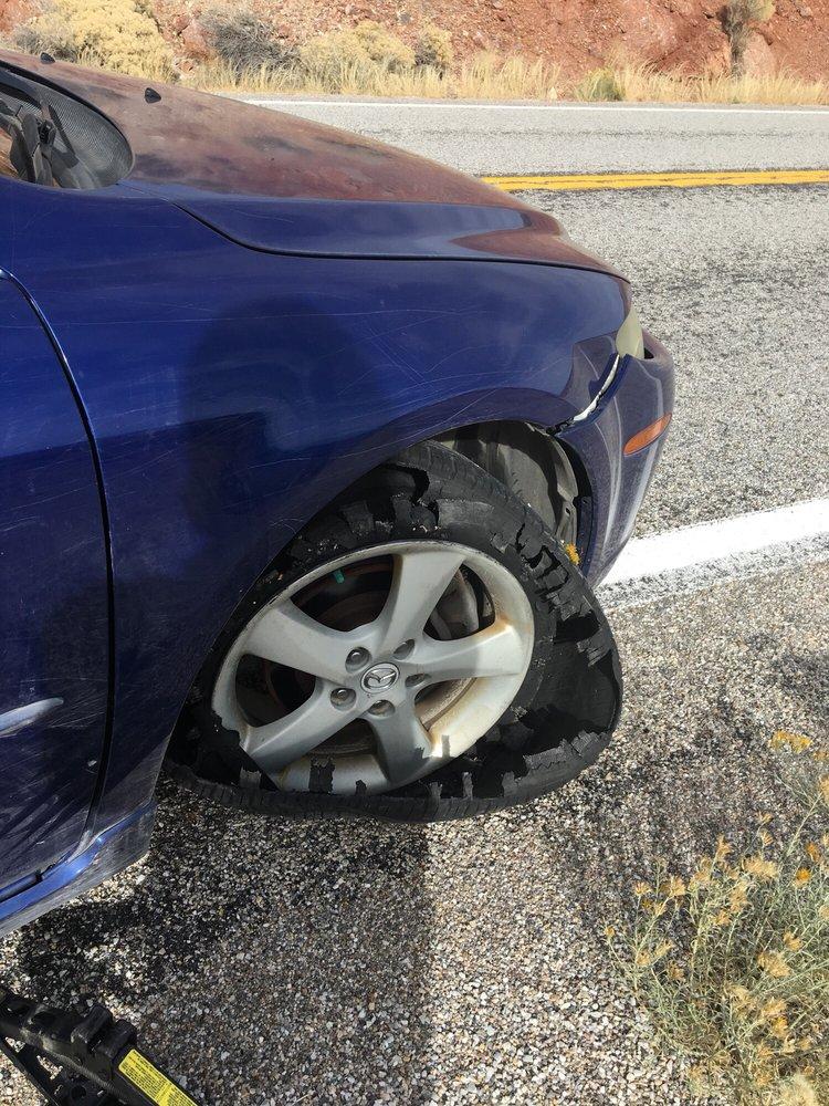 Harmon Tire: 895 N Main St, Nephi, UT