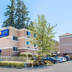 Photo Of Comfort Inn Suites Bothell Seattle North Wa United