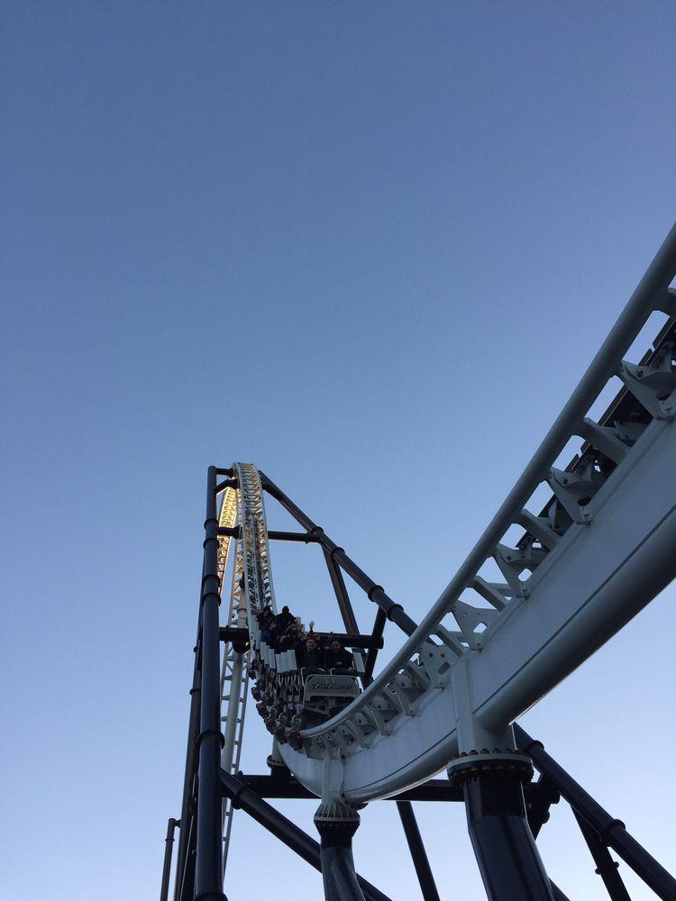 Full Throttle: 26101 Magic Mountain Pkwy, Santa Clarita, CA