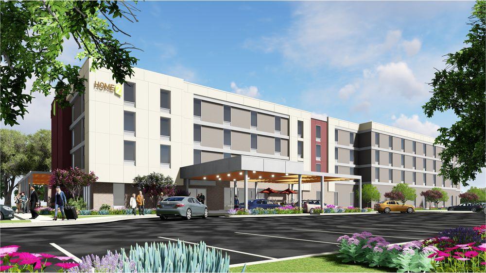 Home2 Suites by Hilton Mishawaka South Bend: 211 E Day Rd, Mishawaka, IN