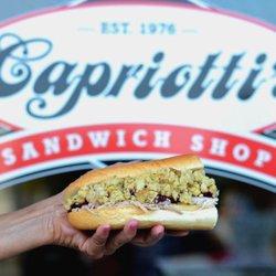 Capriotti S Sandwich