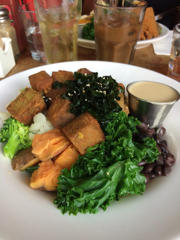 Vegan Restaurants Near Bedford Ave