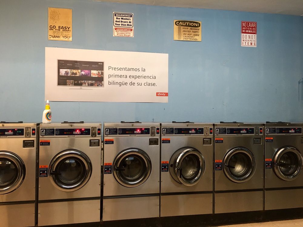 Becerra Coin Laundry: 6360 SW 8th St, West Miami, FL