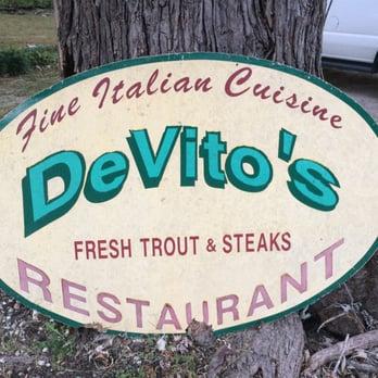 Photo Of Devito S Restaurant Harrison Ar United States