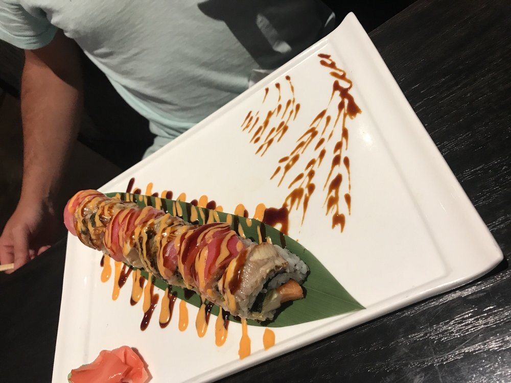 Hokkaido Grill & Sushi: 156 Bleich Rd, Paducah, KY