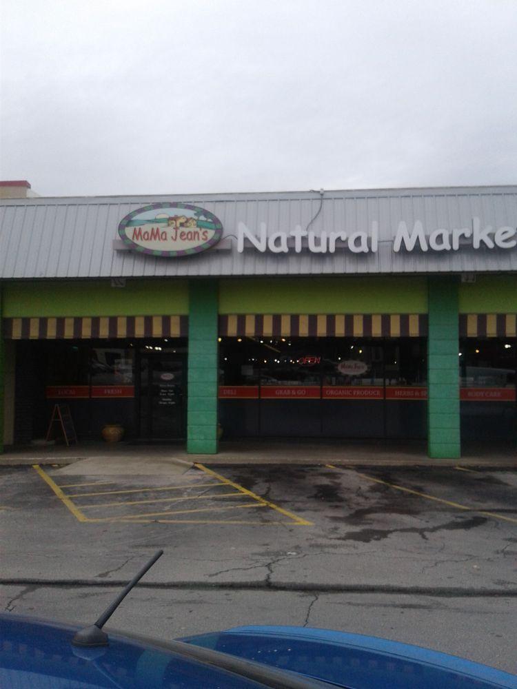 MaMa Jean's Natural Market: 1727 S Campbell Ave, Springfield, MO
