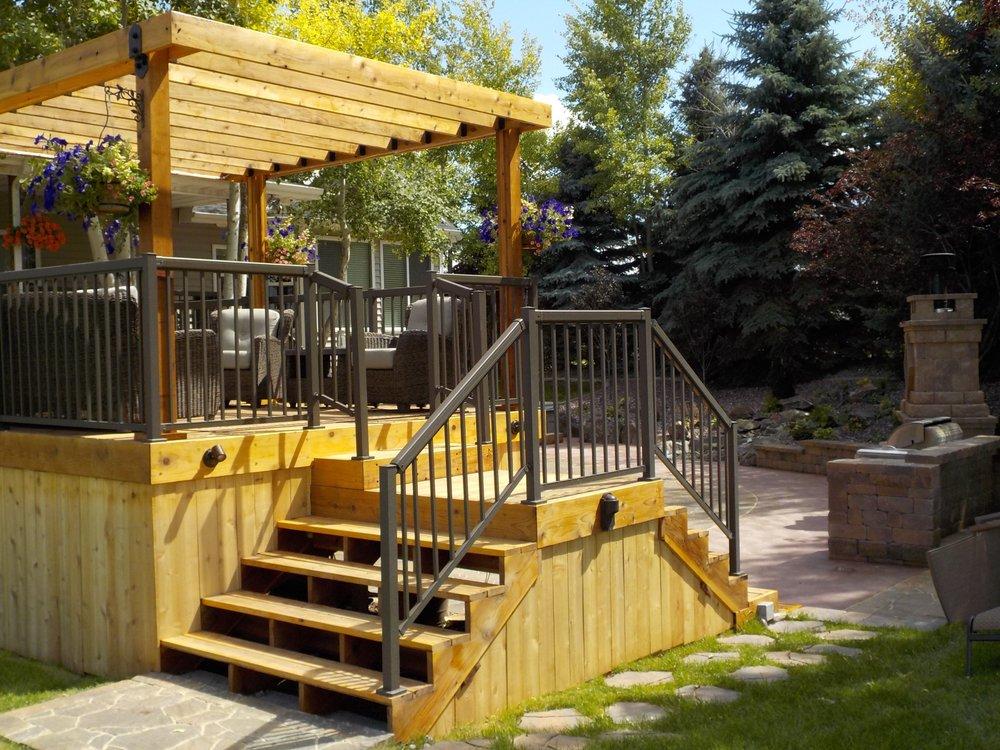 Lewis Fence and Deck: 6275 E Sidehill Ln, Idaho Falls, ID