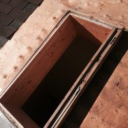 Photo Of Whalleyu0027s Four Seasons Roofing   Calgary, AB, Canada. This  Customer Had