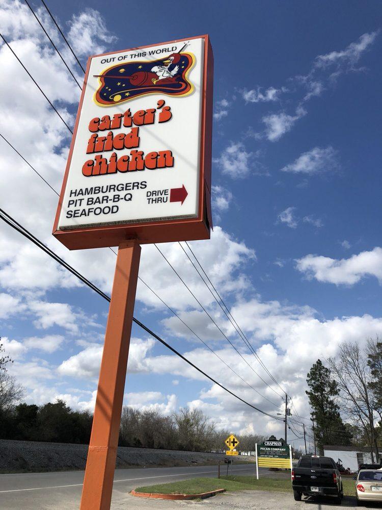 Carter's Fried Chicken: 1055 S Main St, Ashburn, GA