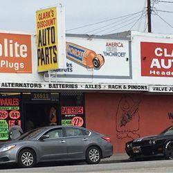 Clark's Discount Auto Parts - 20 Photos & 168 Reviews - Auto Parts