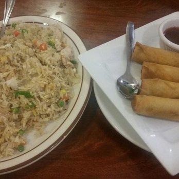 Thai Kitchen Porterville Menu