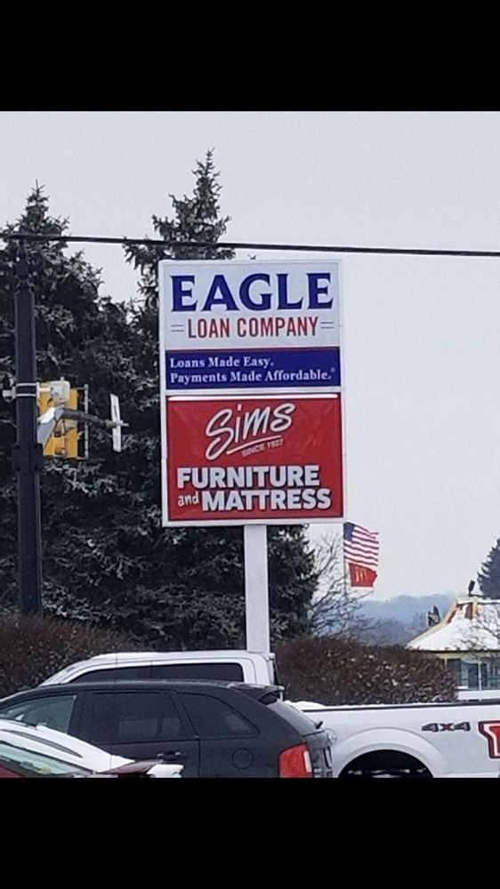 Sims Furniture: 502 W National Rd, Englewood, OH