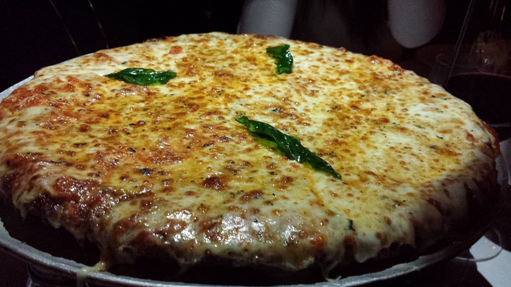 Photo of Quality Italian - New York, NY, United States. Quality Parm-Pizza