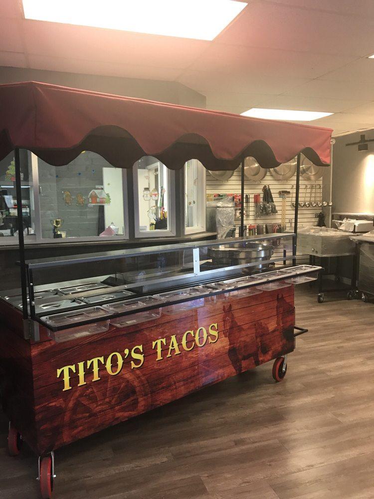LA Taco Carts: 6568 Telegraph Rd, Commerce, CA