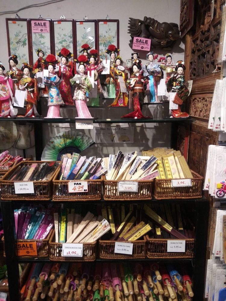 Shanghai Bazaar Oriental Goods