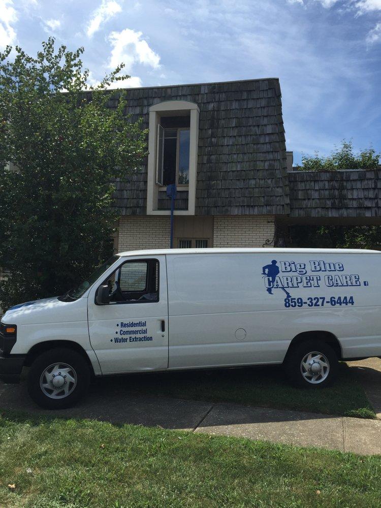 Big Blue Carpet Cleaning: 305 E Edgewood Dr, Nicholasville, KY