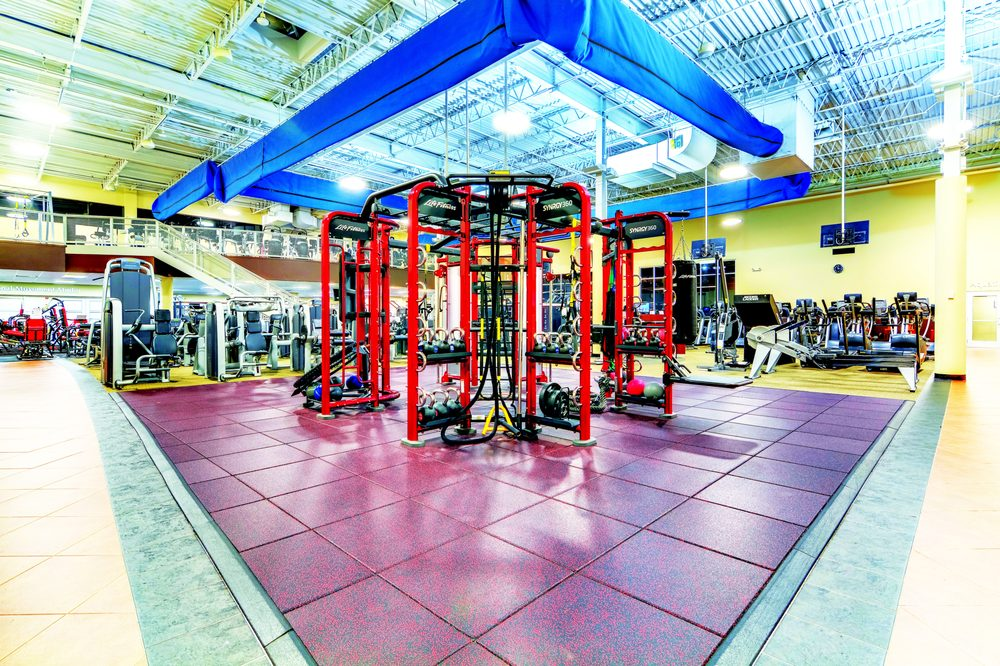 RWJ Rahway Fitness & Wellness Center