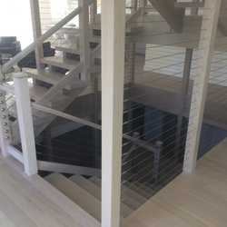 Photo Of East End Stairs And Railings   Holtsville, NY, United States