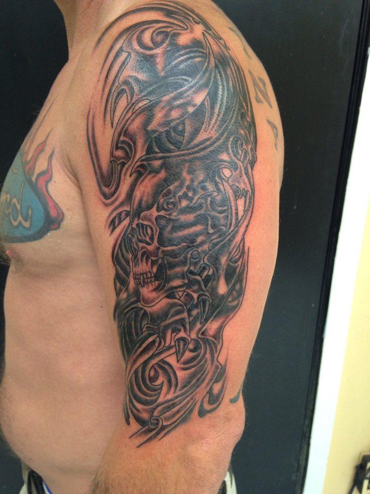 Forever art tattoo 12 reviews tattoo 6341 s padre for Tattoo corpus christi